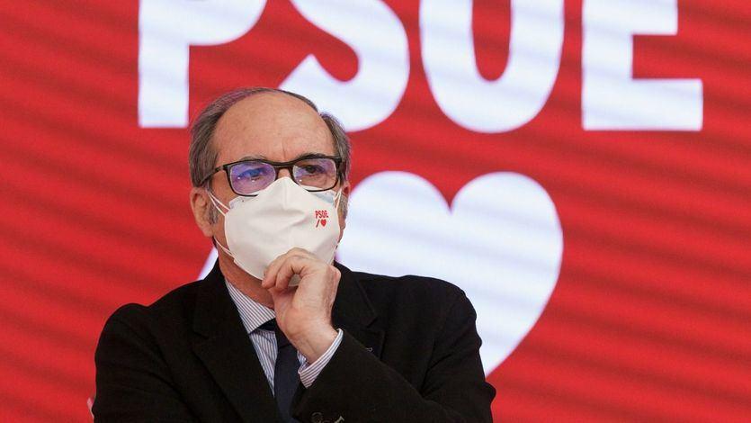 Gabilondo denuncia que la población de Madrid 'lo está pasando francamente mal en plena pandemia'