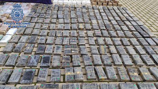 Desarticulada la mayor red de distribución de cocaína en Madrid