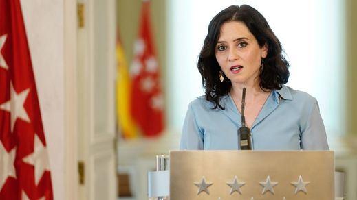 La Justicia avala la convocatoria de elecciones anticipadas en Madrid en mayo