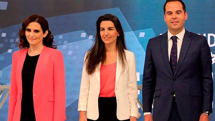 Otra encuesta de Madrid apunta a que Ayuso necesitará apoyarse otra vez en Cs y Vox