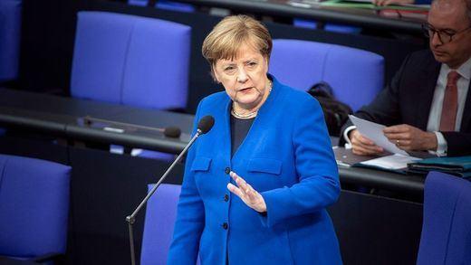 Alerta Merkel: su partido sufre un duro castigo en las elecciones de 2 regiones alemanas