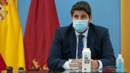 La moción de censura de Murcia llamada a fracasar se celebrará los días 17 y 18 de marzo