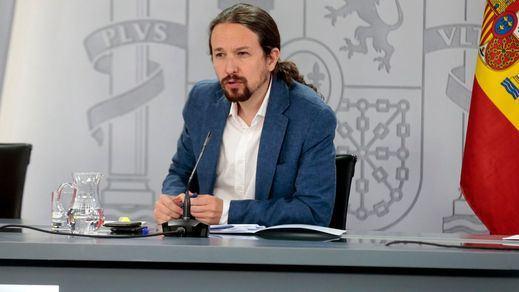 Pablo Iglesias deja el Gobierno para ser candidato en Madrid contra Ayuso