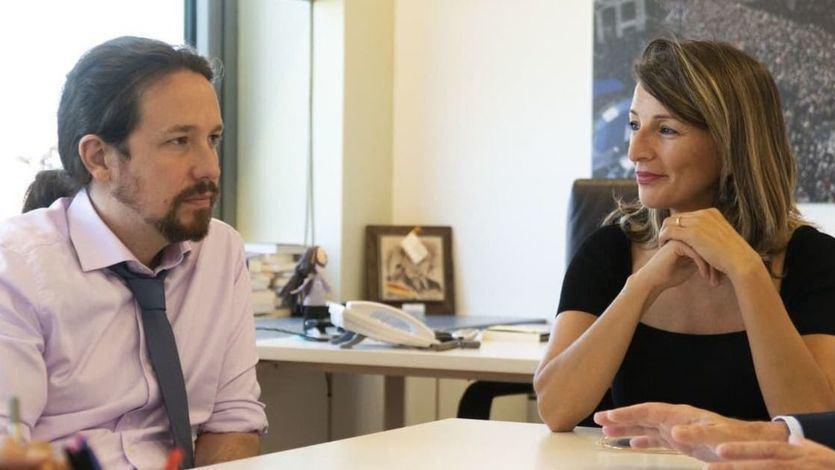 Yolanda Díaz: quién es, cómo piensa y por qué va a ser el futuro relevo de Pablo Iglesias en Podemos