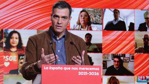 El CIS de marzo ve subir al PSOE y Vox y bajar a PP y Unidas Podemos