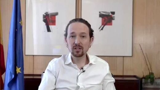 El PP denuncia a la Junta Electoral que Pablo Iglesias hizo su anuncio desde el despacho oficial