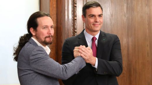 Sánchez impone su autoridad y relega a Yolanda Díaz a una vicepresidencia tercera, por debajo de Calviño