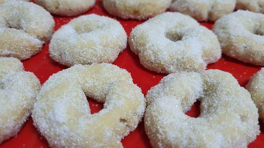 Receta: cómo preparar rosquillas en casa