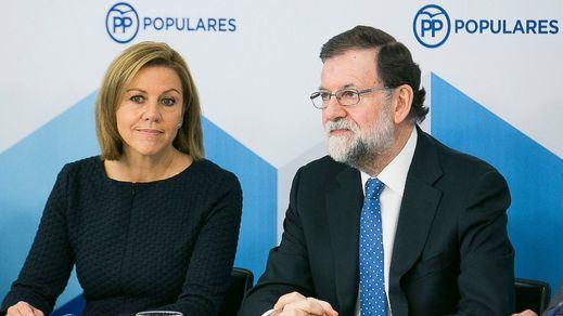 Rajoy, Cospedal y otros ex dirigentes del PP declararán por videoconferencia en el juicio de los 'papeles de Bárcenas'