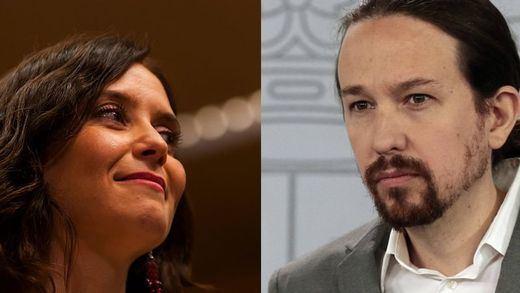 La irrupción de Pablo Iglesias dispara el voto para Unidas Podemos pero también los apoyos a Ayuso