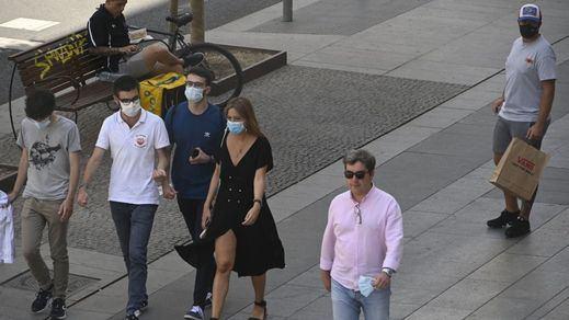 Temor a un repunte de la pandemia en España nada más salir de la terrible tercera ola
