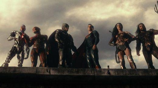Por fin llega a HBO el 'Snyder cut' de 'La Liga de la Justicia'