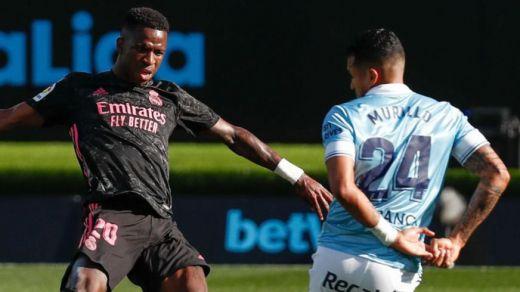 El Madrid sigue en racha y se impone 1-3 al Celta en Vigo con doblete de Benzema