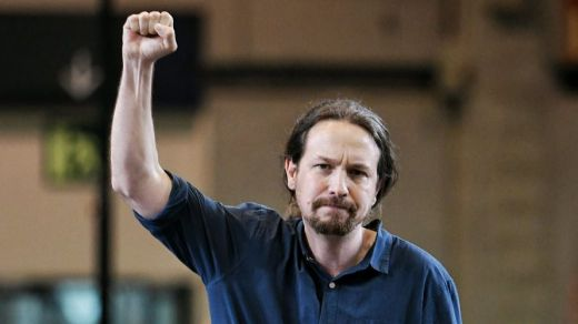 El último intento de Pablo Iglesias para 'asaltar el cielo' en Madrid