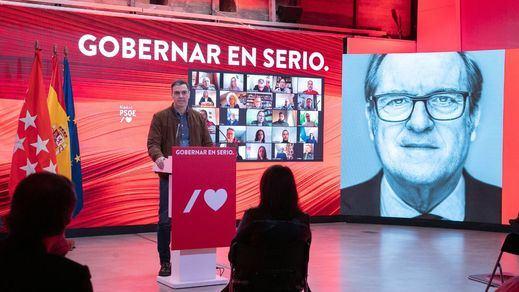 Sánchez entra en campaña: acusa a Ayuso de dejar a los madrileños sin 600 millones en ayudas