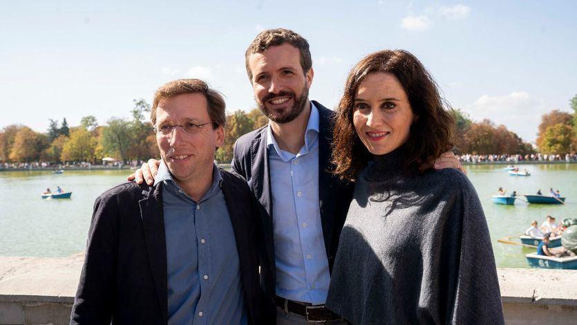 El PP pide a Iglesias y Bal que dejen sus escaños antes de las elecciones madrileñas