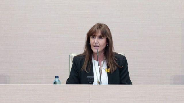 El Parlament catalán confirma que el Pleno de investidura se celebrará el viernes