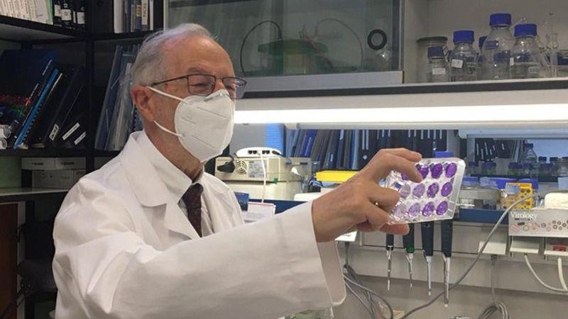 El virólogo del CSIC, Luis Enjuanes: 'Vamos a por una vacuna intranasal y de una sola dosis muy potente'