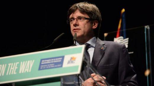 El Tribunal Constitucional mantiene la orden busca y captura de Puigdemont