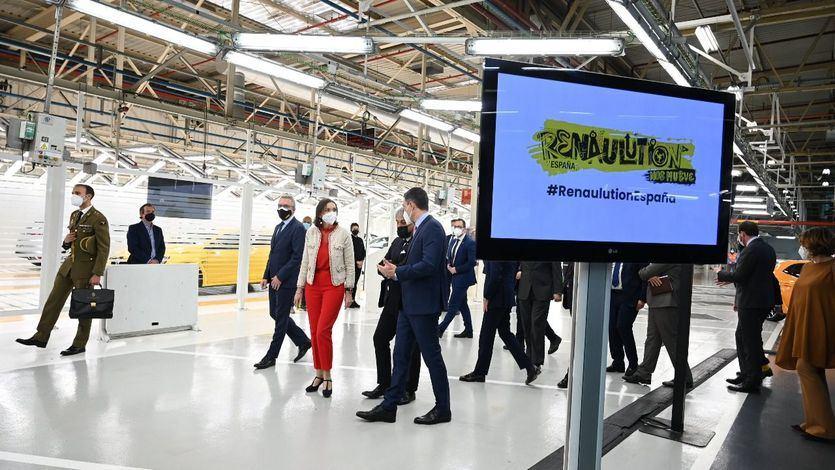 Renault adjudica a España 5 modelos híbridos y anuncia la creación de 1.000 empleos fijos