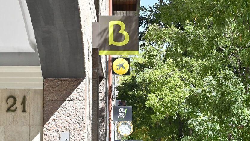 Competencia da luz verde a la fusión de Caixabank y Bankia