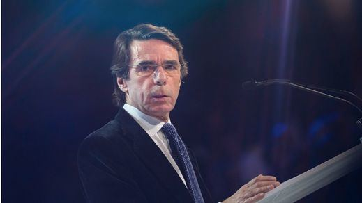 Aznar 'niega la mayor':