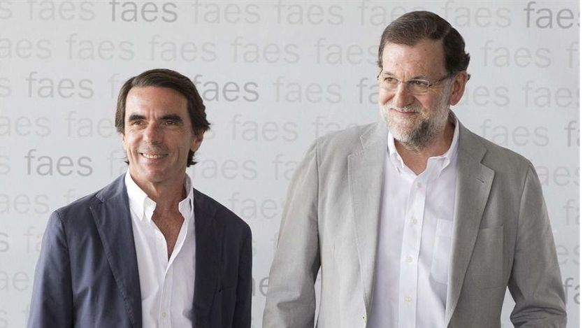 Los mejores memes de las declaraciones de Rajoy y Aznar en el juicio por la caja B del PP