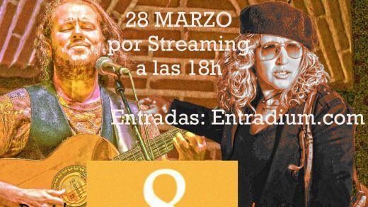 La inigualable voz de Laura Granados se une a otro gran músico como David Torrico para un concierto en streaming en la mítica Libertad 8
