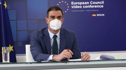 Sánchez, a favor de imponer cuanto antes el 'pasaporte covid' para recuperar el turismo europeo