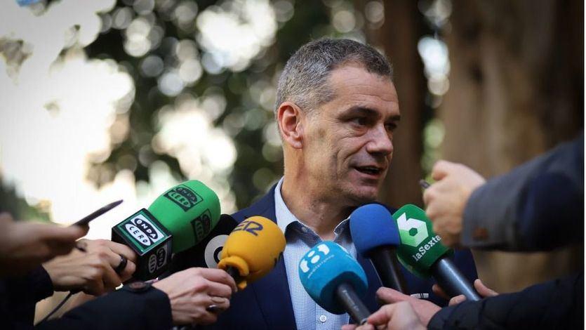 Toni Cantó ocupará el quinto puesto en la lista electoral de Ayuso