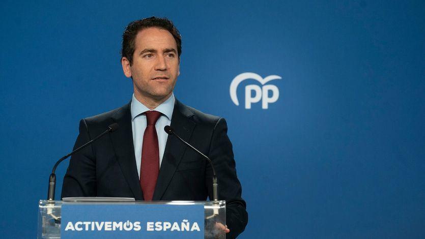 El PP pide convertir las elecciones madrileñas en una 'moción de censura a Sánchez'