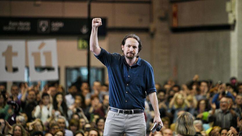 Iglesias ya es oficialmente el candidato de Podemos para las elecciones madrileñas