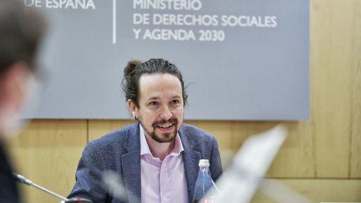 El último mensaje de Pablo Iglesias como vicepresidente segundo del Gobierno