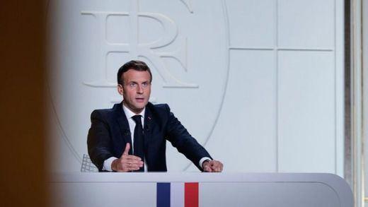 Francia cierra las escuelas de todo el país y la actividad no esencial
