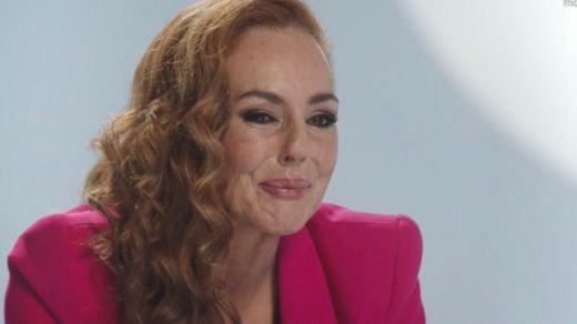 Rocío Carrasco aportó una prueba de las infidelidades de Antonio David