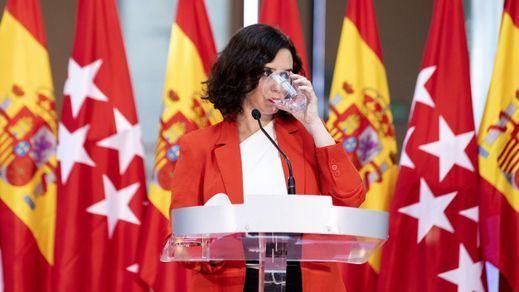 El CIS no le da el Gobierno de Madrid a Ayuso y apunta a un empate entre bloques izquierda-derecha