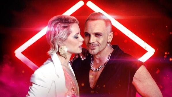 Lorca y Soraya graban una nueva versión de 'Bésame en la boca', la canción más sexy del pop español
