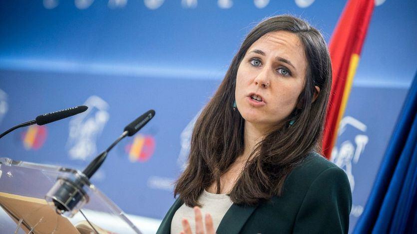 La Fiscalía rechaza imputar a Ione Belarra y a la Ejecutiva de Podemos por los sobresueldos