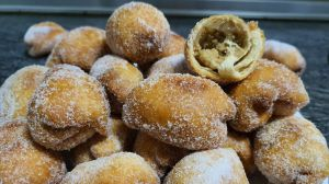 Las casadielles, dulce típico de Asturias
