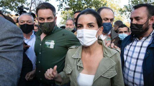Como Pablo Iglesias, Interior señala a Abascal por los disturbios ocurridos en Vallecas