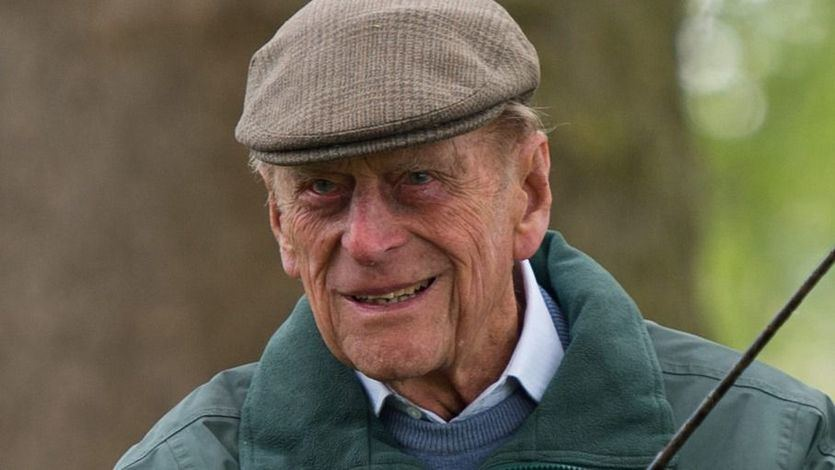 Muere Felipe de Edimburgo, el marido de la reina Isabel