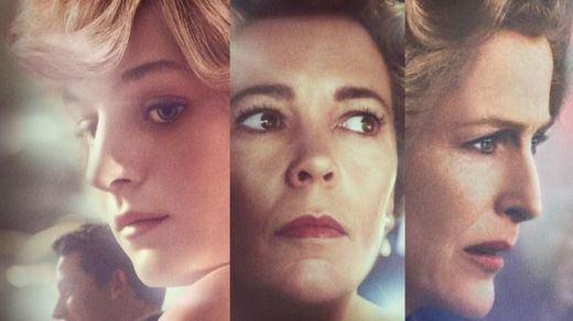 3 películas y 3 series sobre la familia real británica