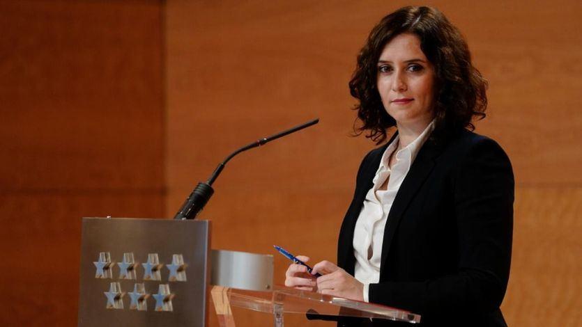 Encuestas: Ayuso se acerca a la mayoría absoluta y Ciudadanos desaparece en Madrid