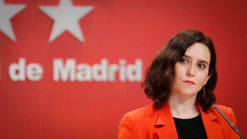 Otra encuesta de Madrid más: Ciudadanos resiste y sería necesario para un nuevo gobierno de Ayuso