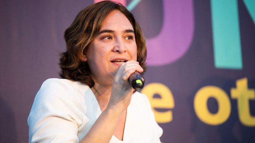 Ada Colau deja Twitter para evitar los confrontamientos y centrarse en hacer 'buena política'