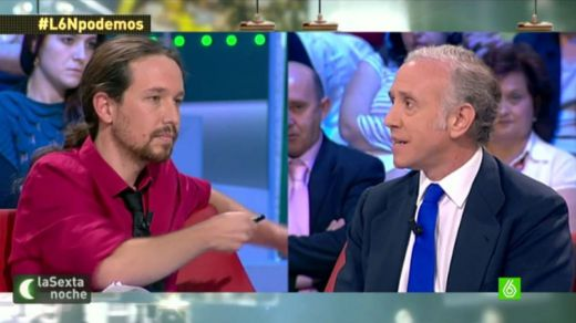 Pablo Iglesias anuncia otra querella contra Inda por insistir en la financiación venezolana e iraní de Podemos