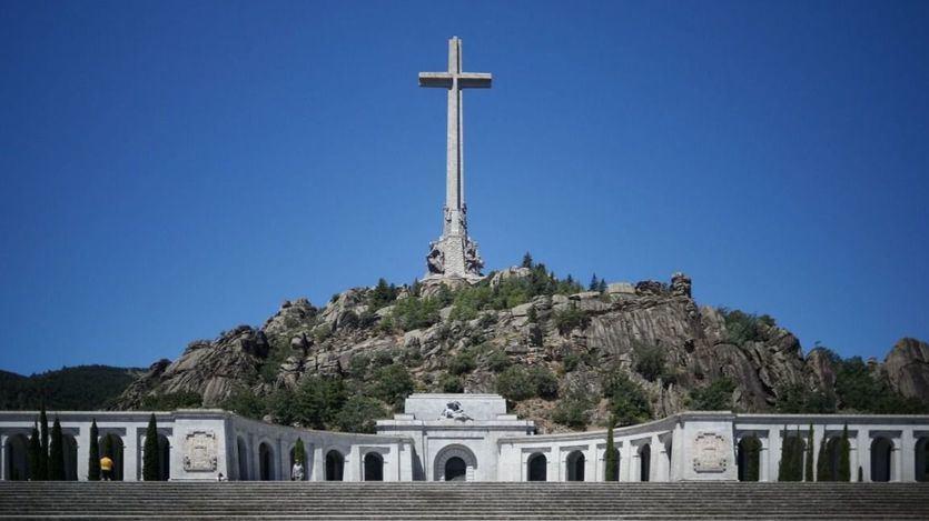 El Gobierno pide iniciar los trabajos de exhumación de las víctimas en el Valle de los Caídos