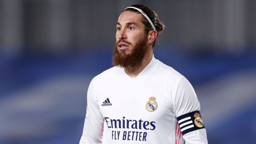 Sergio Ramos, nuevo contagiado en el Real Madrid por coronavirus