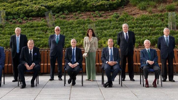 Florentino Pérez vuelve a ganar sin rivales: otro mandato más como presidente del Real Madrid