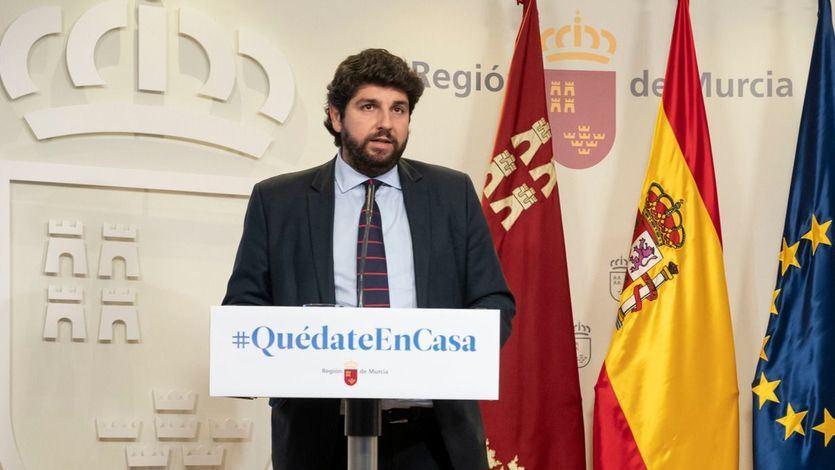 El PSOE lleva al Gobierno de Murcia a los tribunales con una querella por cohecho
